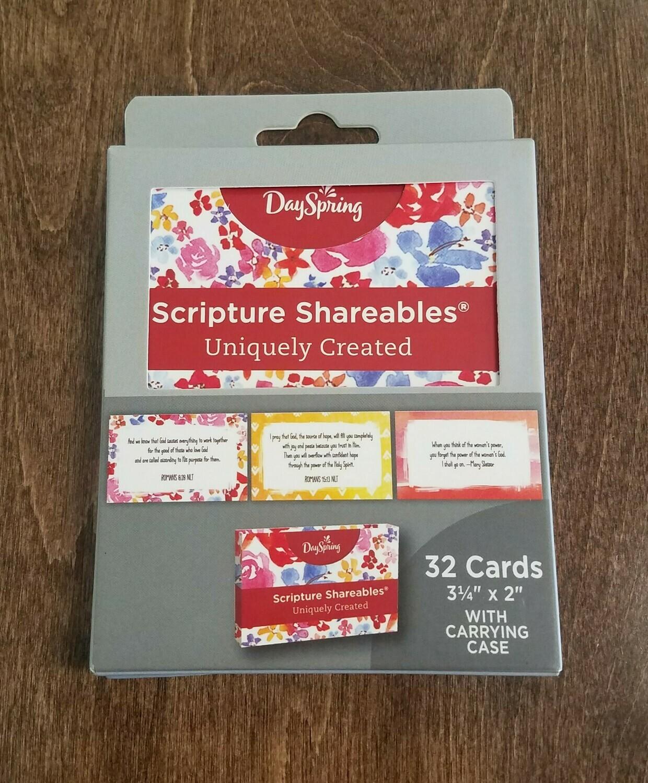 Dayspring Scripture Shareables