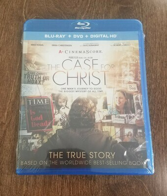 The Case for Christ - Blu-Ray/DVD