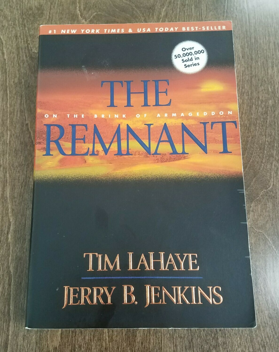 The Remnant: On the Brink of Armageddon by Tim LaHaye and Jerry B. Jenkins - Paperback