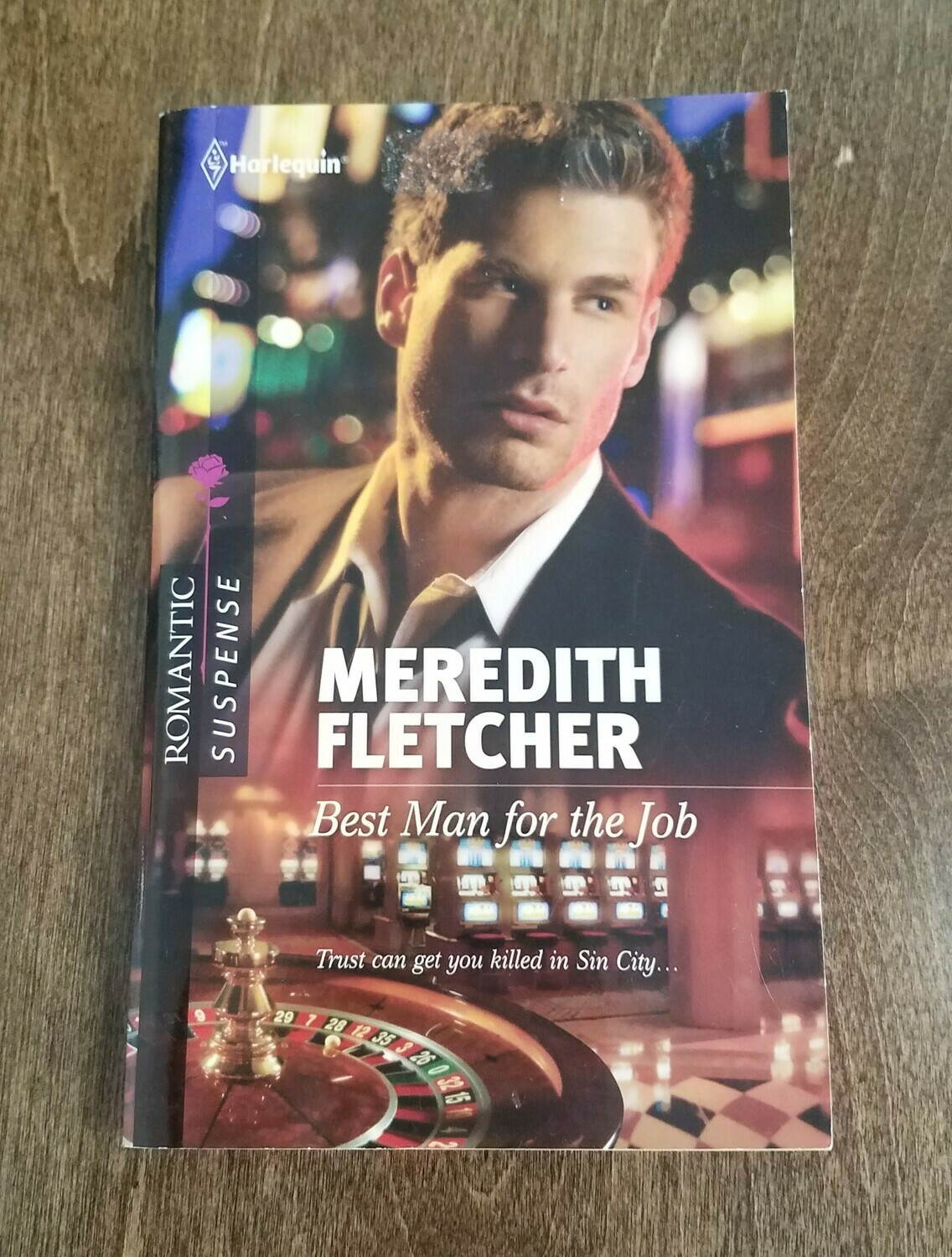 Best Man for the Job by Meredith Fletcher