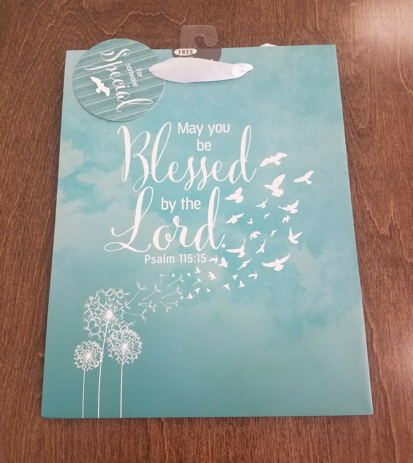 May You Be Blessed Medium Gift Bag