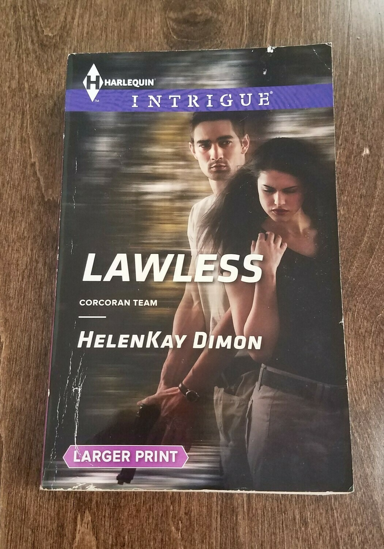 Lawless by HelenKay Dimon