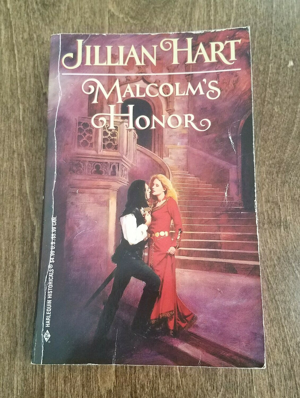Malcom's Honor by Jillian Hart