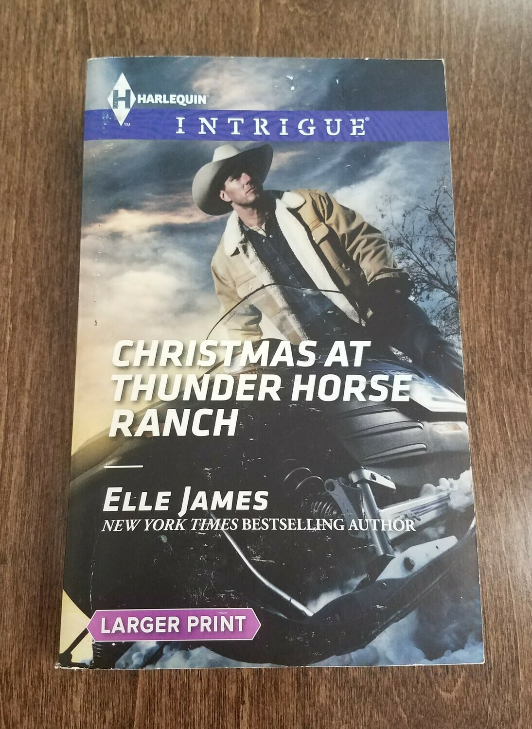 Christmas at Thunder Horse Ranch by Elle James