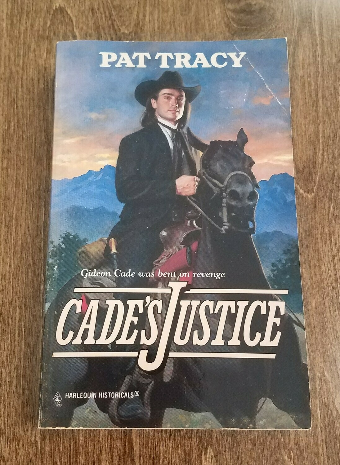 Cade's Justice by Pat Tracy