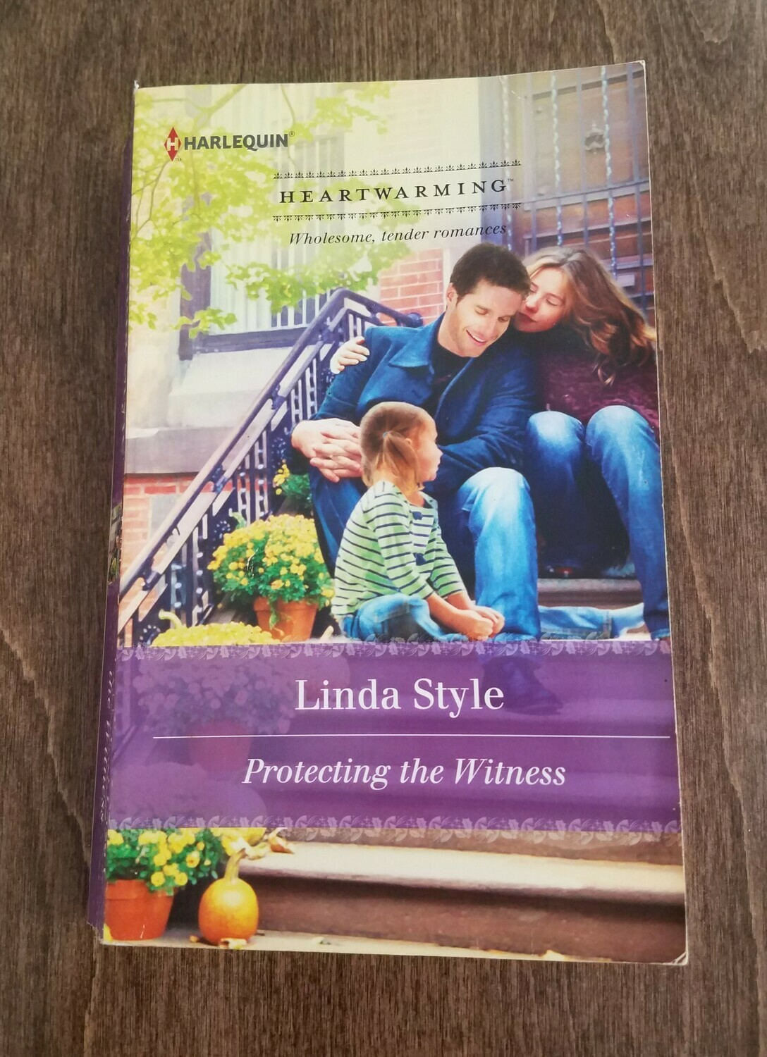 Protecting the Witness by Linda Style