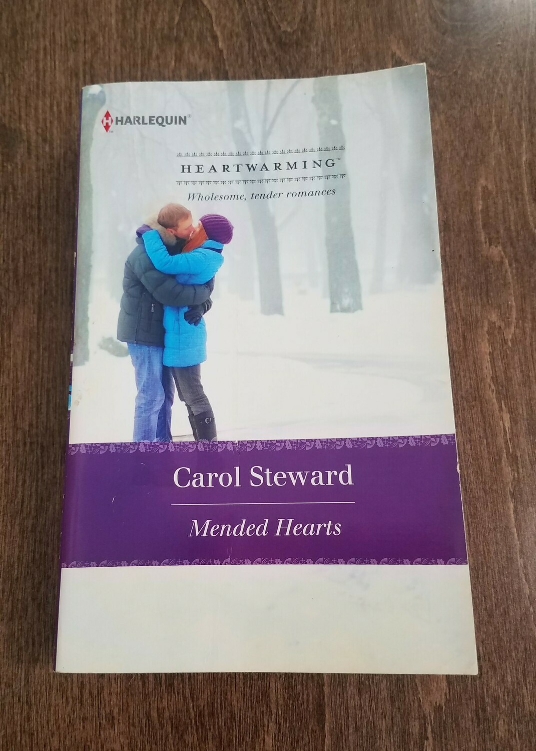 Mended Hearts by Carol Steward