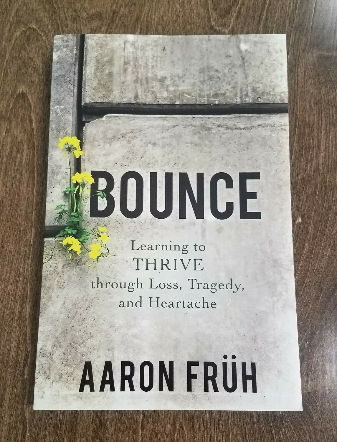 Bounce by Aaron Fruh