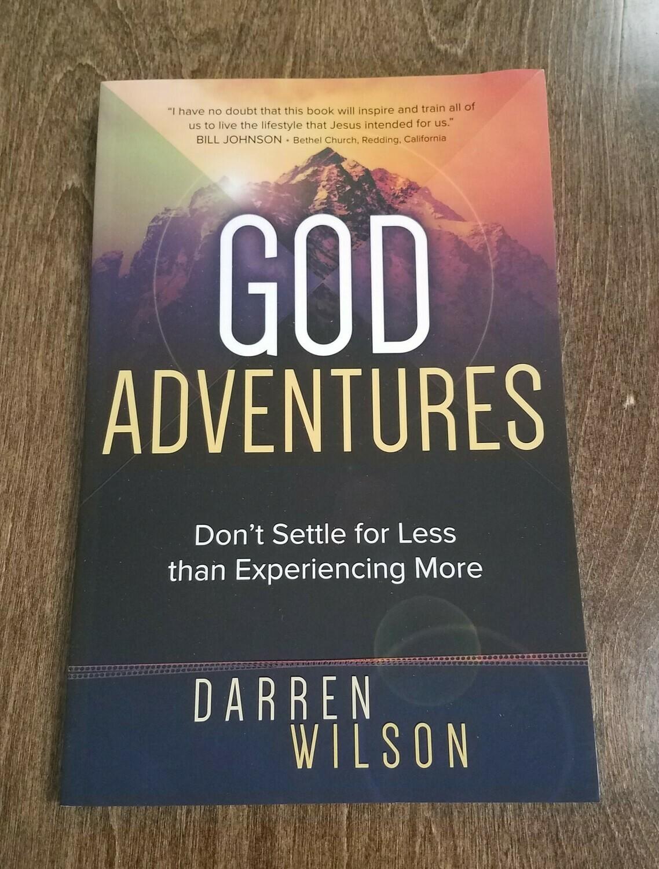 God Adventures by Darren Wilson