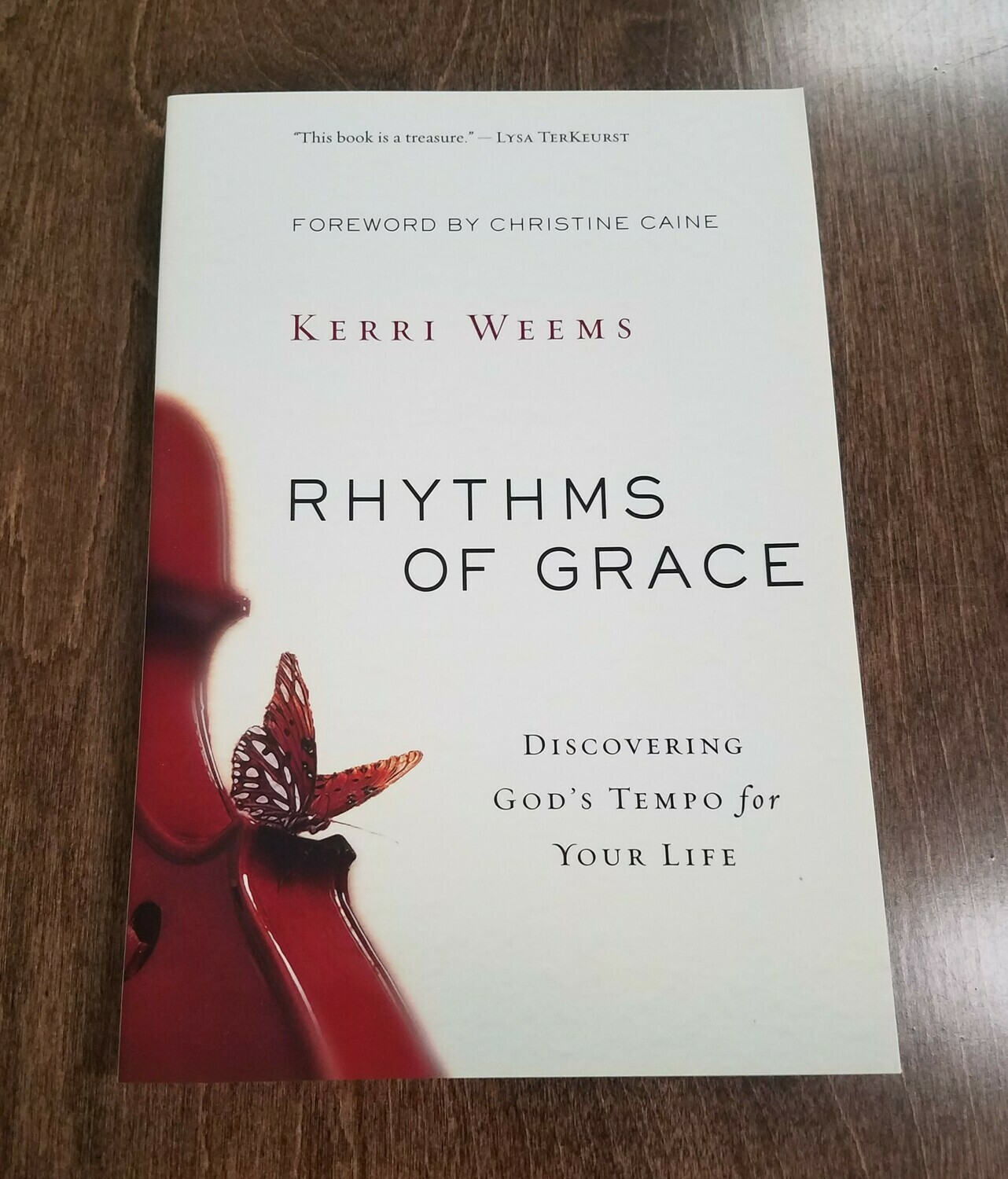 Rhythms of Grace by Kerri Weems