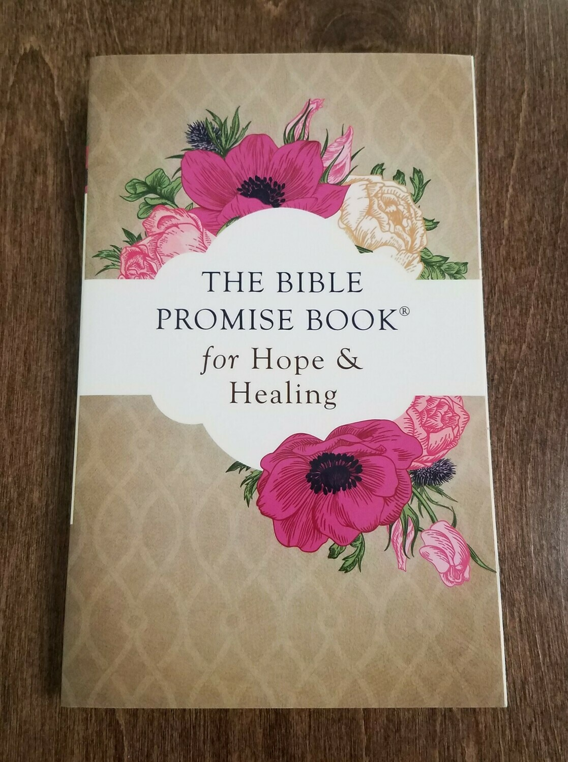 The Bible Promise Book for Hope and Healing by Barbour Publishing
