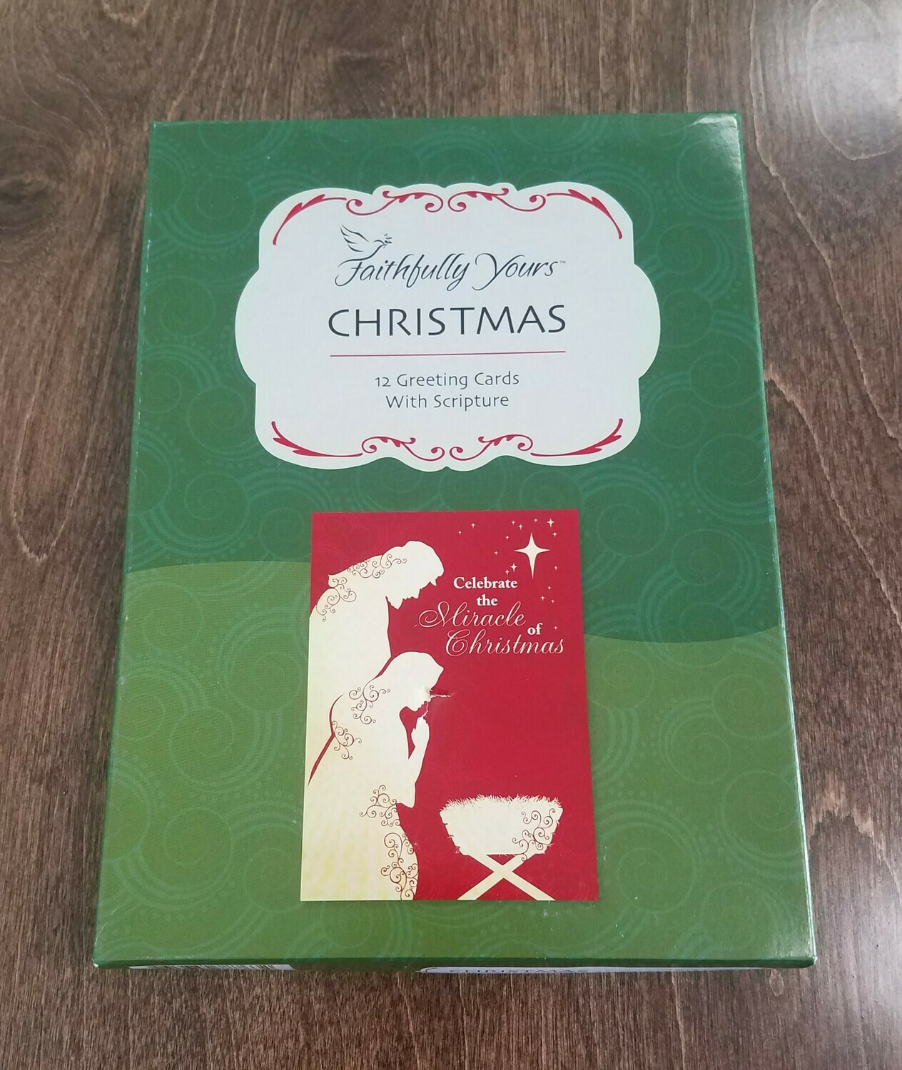 Faithfully Yours Christmas Boxed Cards