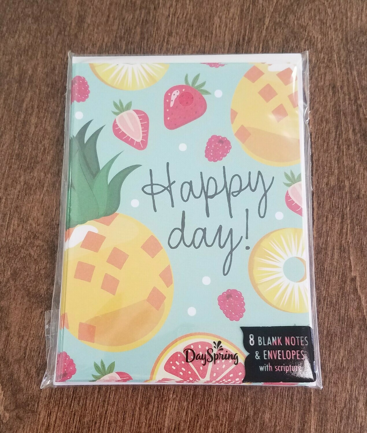 Happy Day! Card and Envelope Package