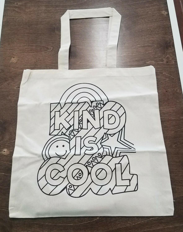 Kind is Cool Tote Bag