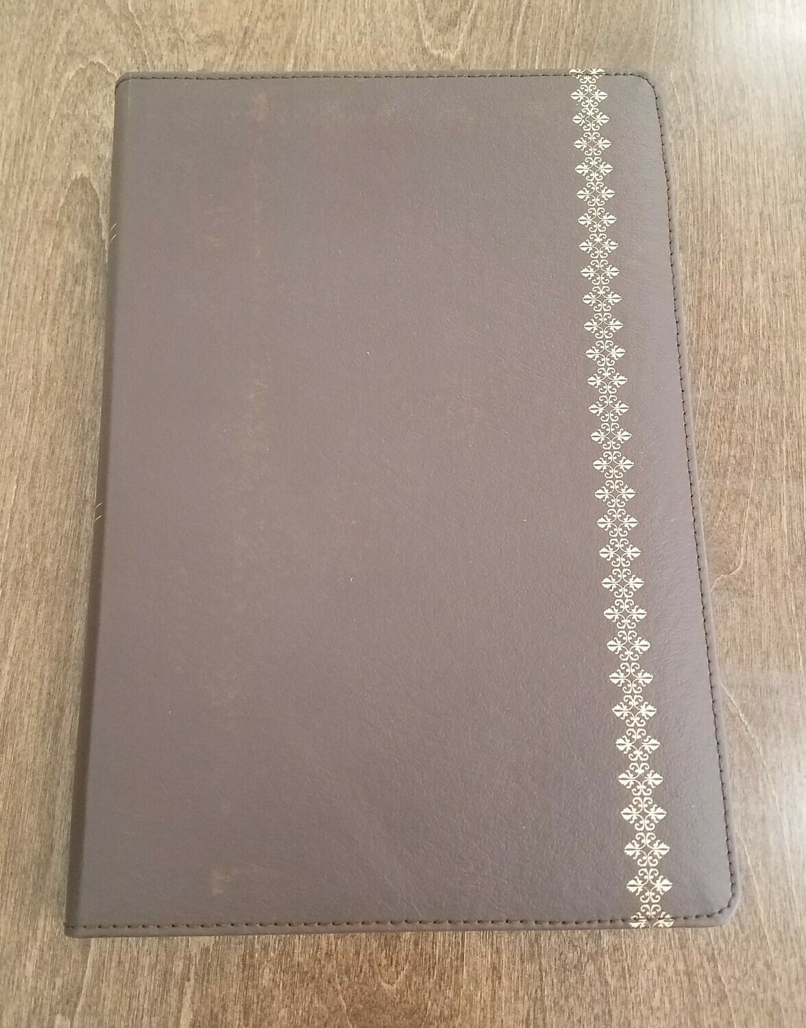 NKJV Study Bible for Women - Cocoa Leather
