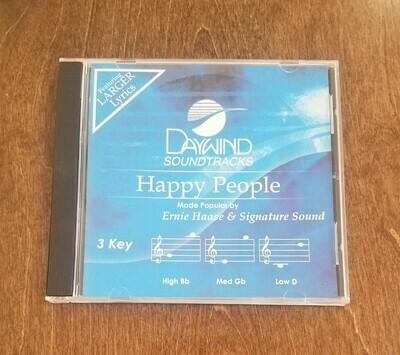 Happy People, Accompaniment CD