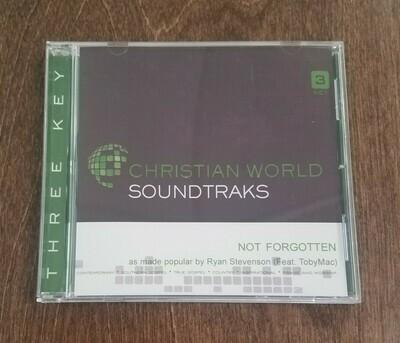 Not Forgotten, Accompaniment CD