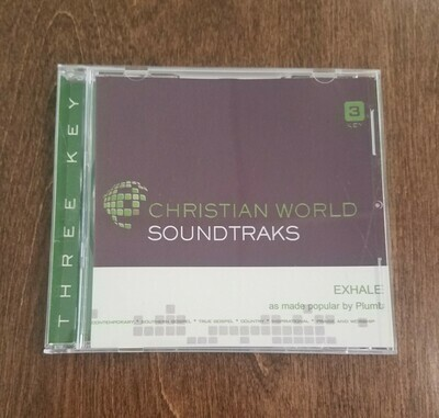 Exhale, Accompaniment CD