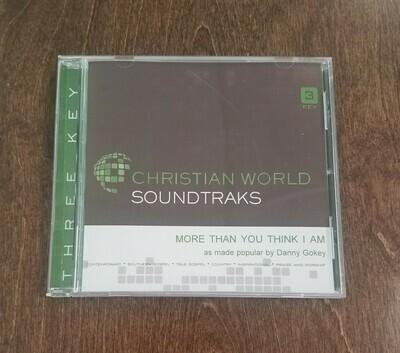 More Than You Think I Am, Accompaniment CD