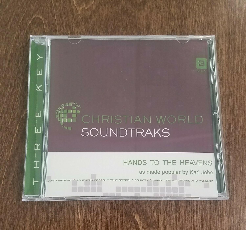 Hands to the Heavens, Accompaniment CD