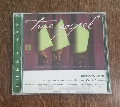 Messengers, Accompaniment CD