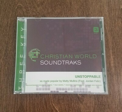 Unstoppable, Accompaniment CD