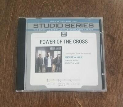 Power of the Cross, Accompaniment CD