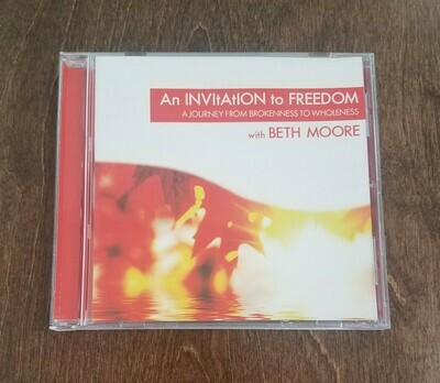 An Invitation to Freedom Audiobook CD