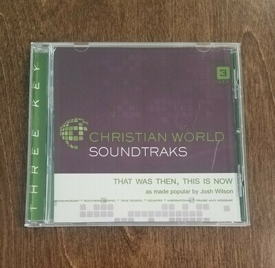 That Was Then, This is Now, Accompaniment CD