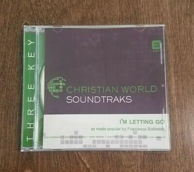 Something Beautiful, Accompaniment CD