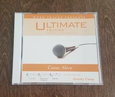 Come Alive, Accompaniment CD