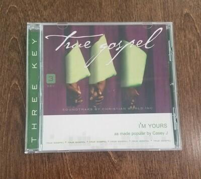 I'm Yours, Accompaniment CD