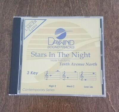 Stars in the Night, Accompaniment CD