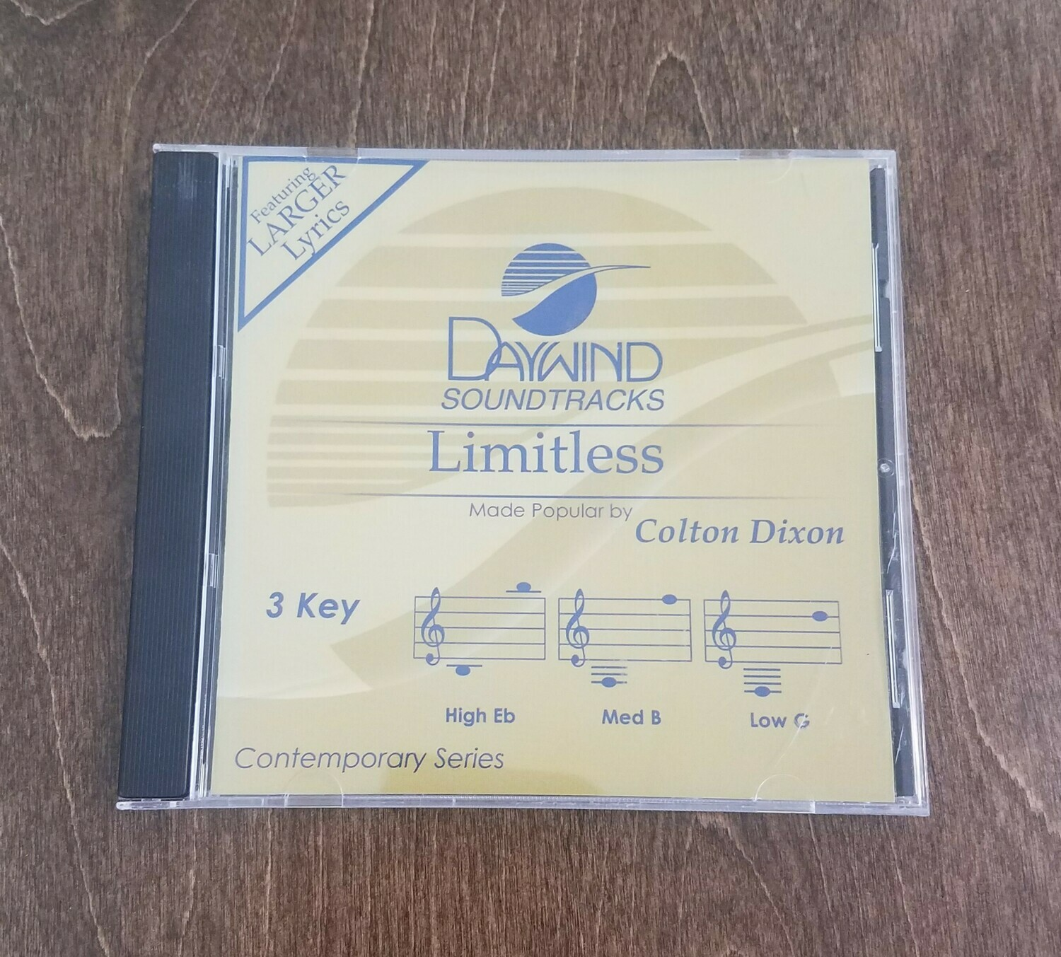 Limitless CD