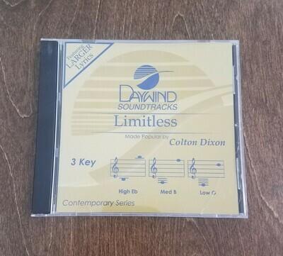 Limitless, Accompaniment CD
