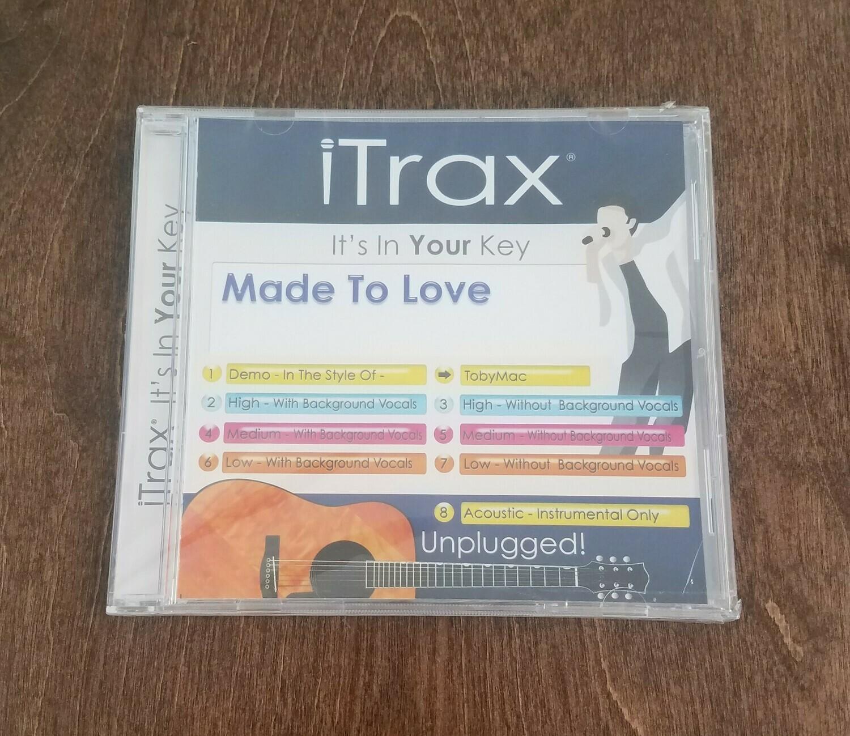 Made to Love, Accompaniment CD