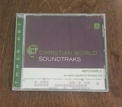 Impossible, Accompaniment CD