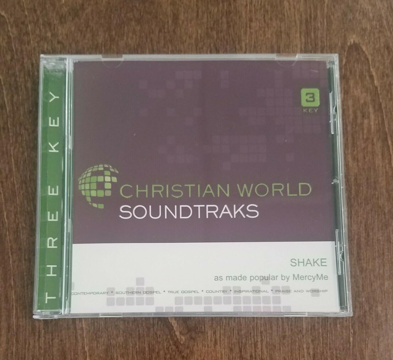 Shake, Accompaniment CD