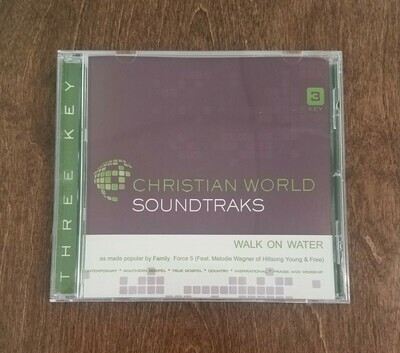 Walk on Water, Accompaniment CD