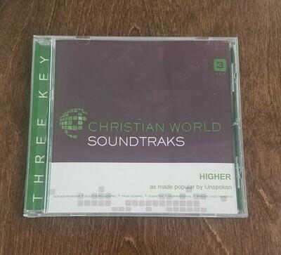 Higher, Accompaniment CD