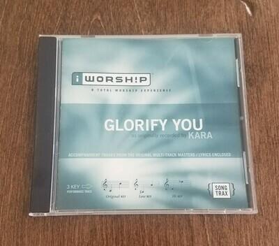 Glorify You, Accompaniment CD