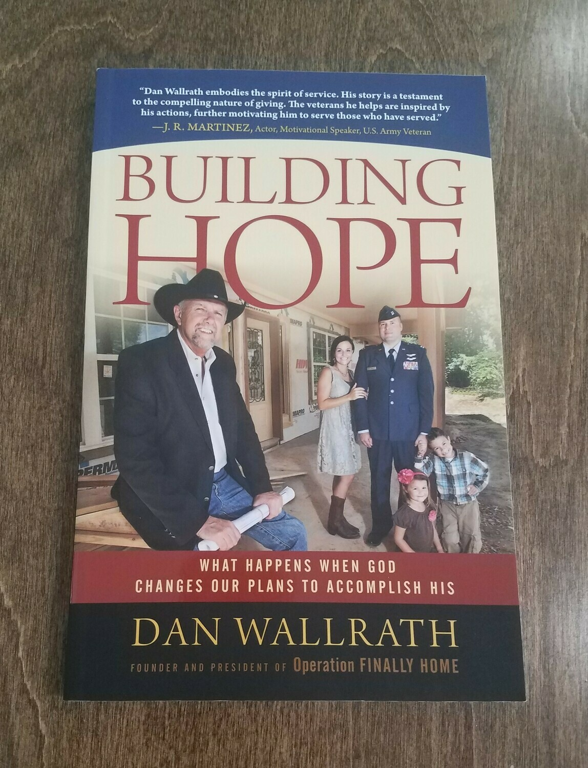 Building Hope by Dan Wallrath