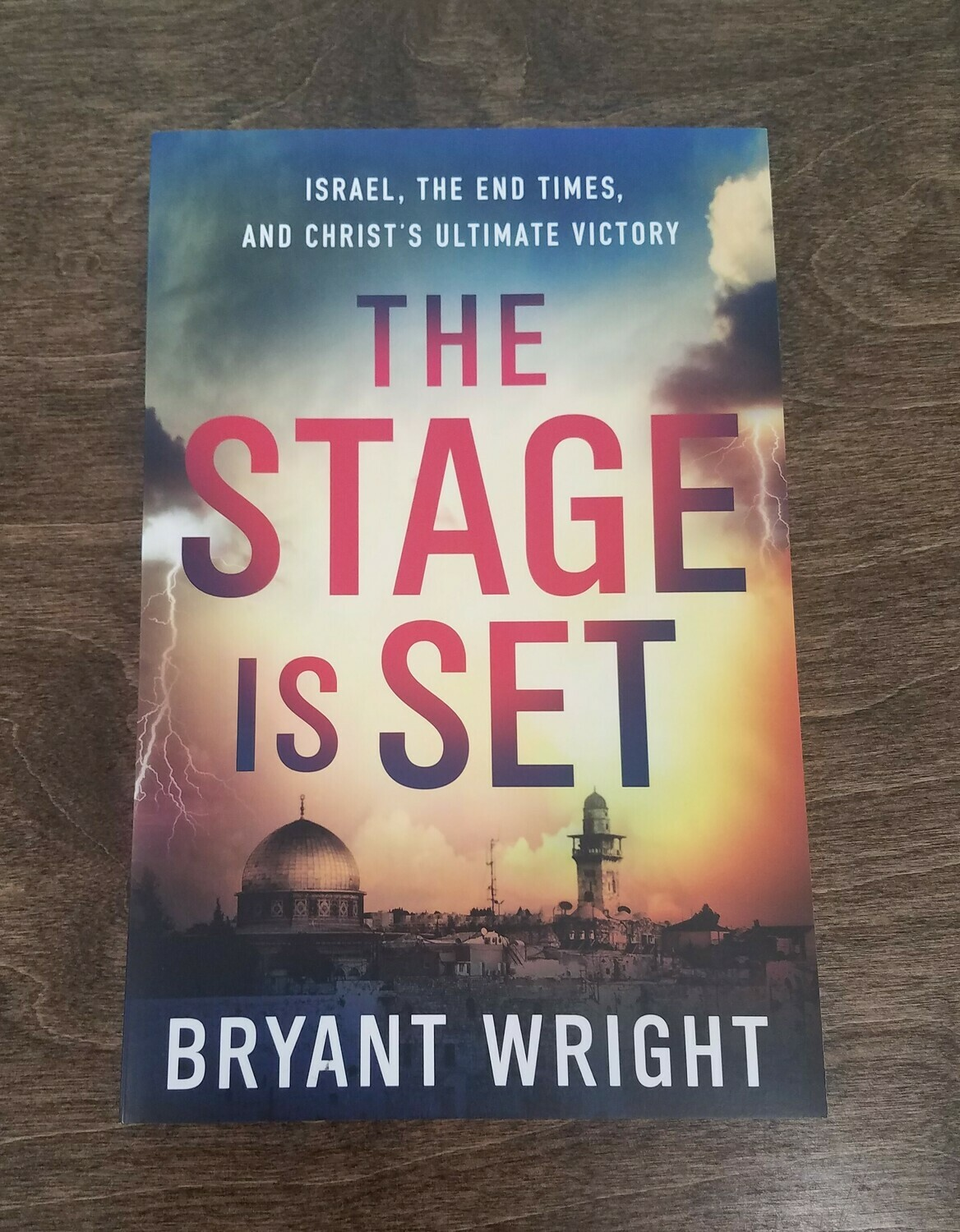 The Stage is Set by Bryant Wright