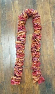 Fall Assortment Colored Scarf