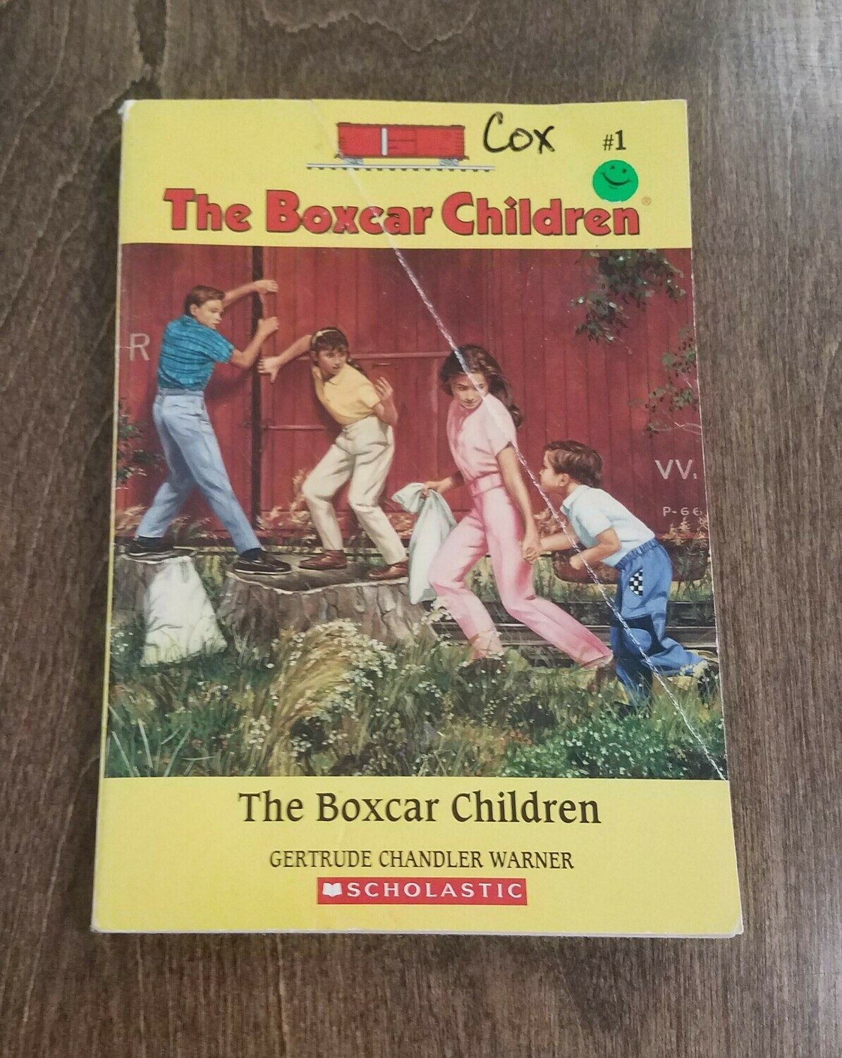 The Boxcar Children by Gertrude Chandler Children