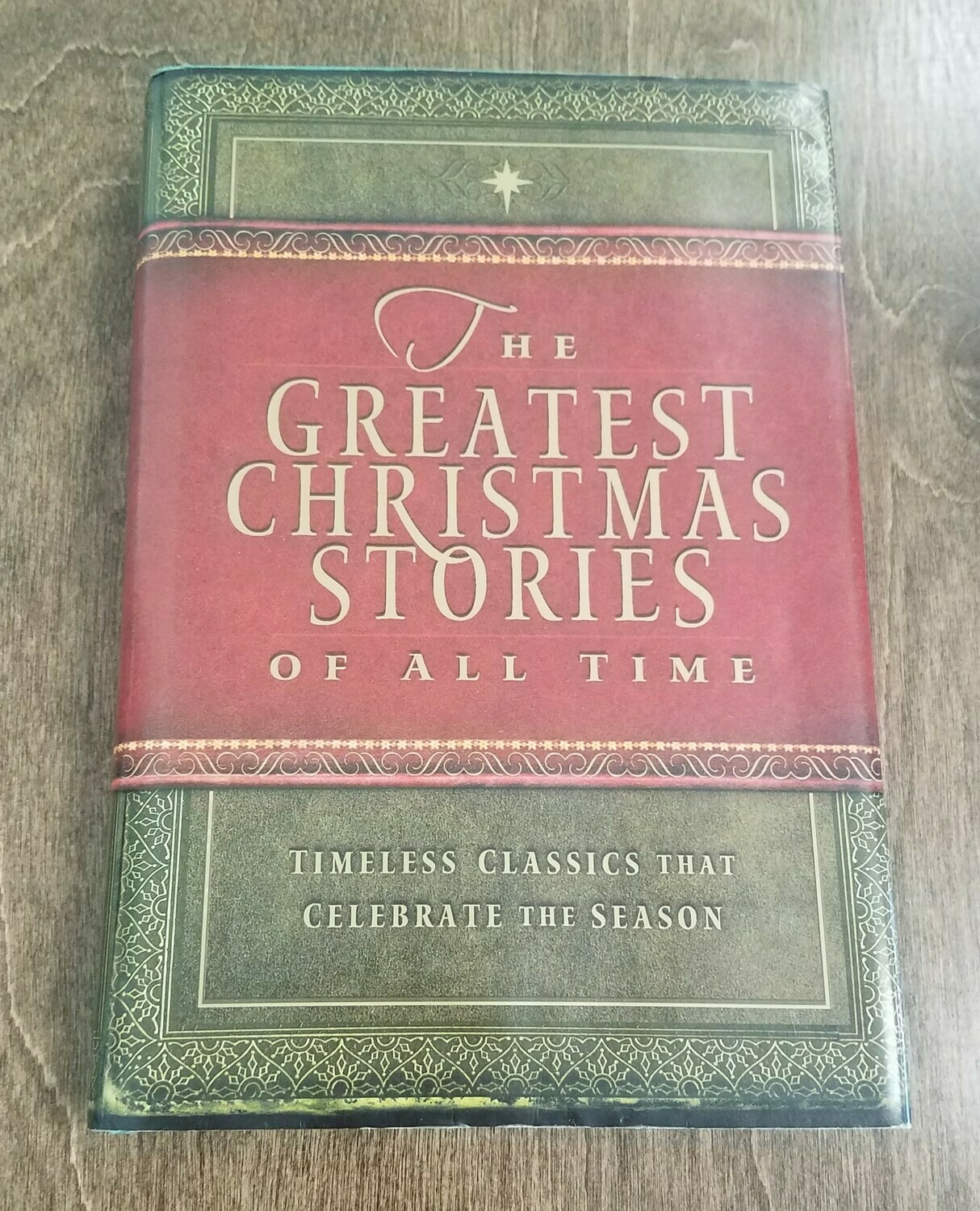 The Greatest Christmas Stories of all Time by Bordon Books