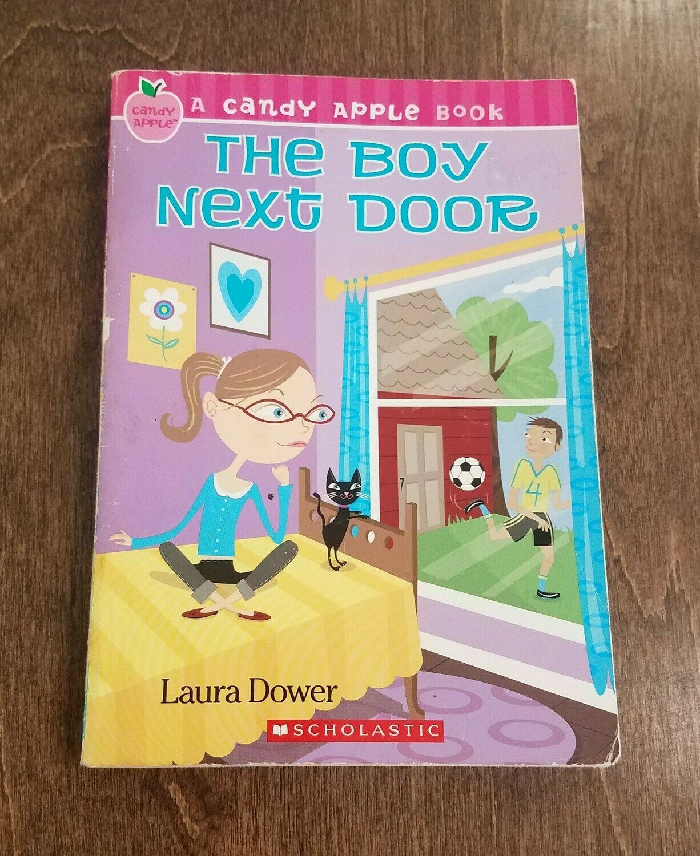 The Boy Next Door by Laura Dower