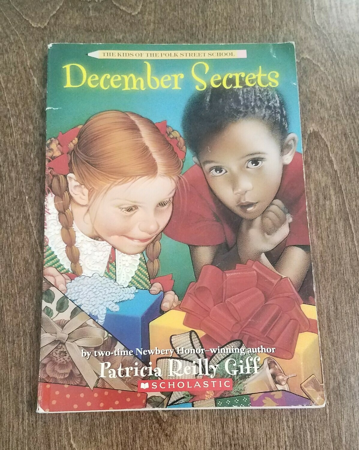December Secrets by Patricia Reilly Giff