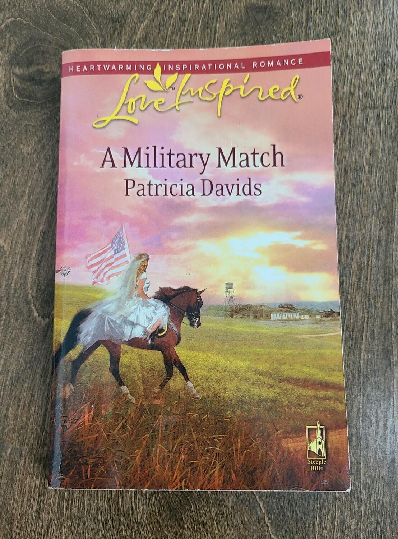 A Military Match by Patricia Davids