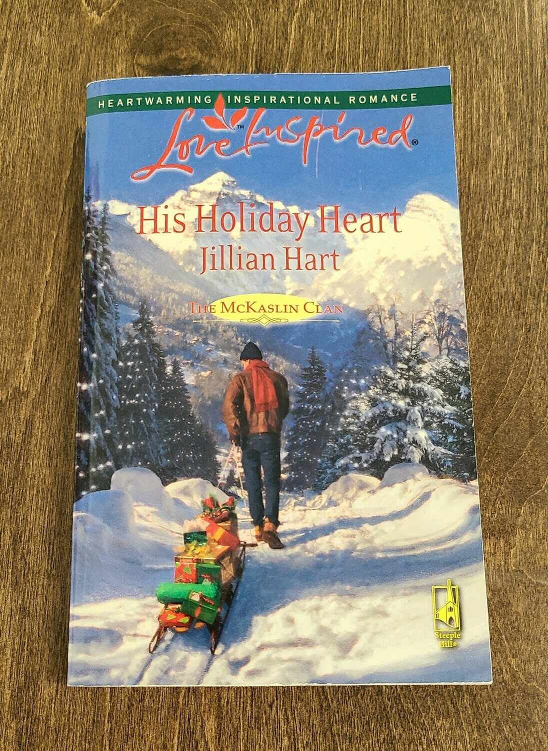 His Holiday Heart by Jillian Hart